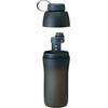 Platypus Meta Bottle with Microfilter 1000ml slate gray